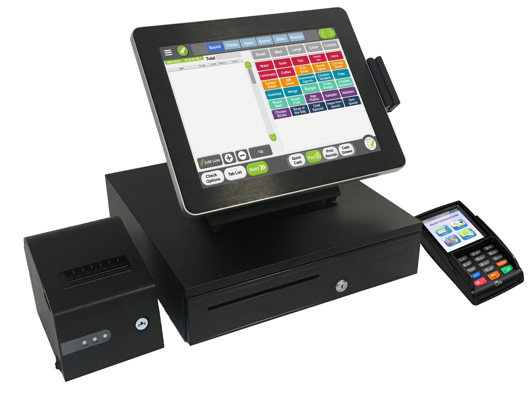 Point Of Sale Workstation Bonsai Pos