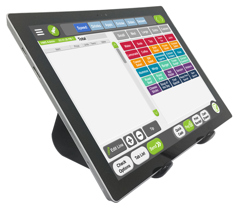 point of sale tablet